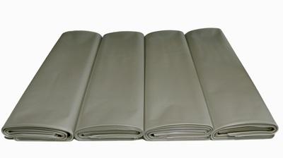 Worki na WĘGIEL 25kg regranulat bezbarwny 500x800mm