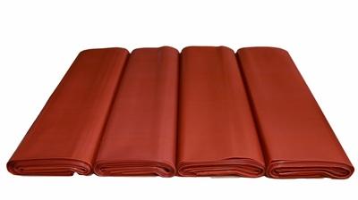 Worki na WĘGIEL 25kg regranulat czerwony 500x800mm
