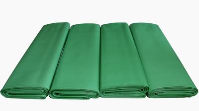 Worki na węgiel EKOGROSZEK 25kg regranulat zielony 500x800mm