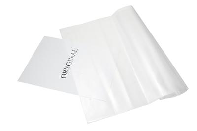 Worki foliowe na KAMIEŃ 20-25 kg oryginał bezbarwny, transparent 400x600 mm MOCNE 150 mic.